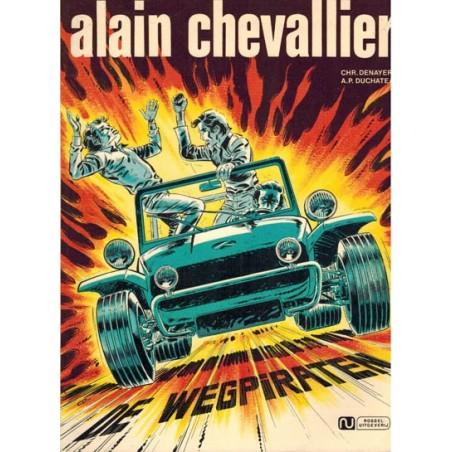 Alain Chevallier R04 De wegpiraten 1e druk 1975