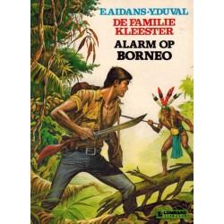 Familie Kleester 04 Alarm op Borneo herdruk 1982