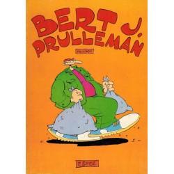 Bert J. Prulleman set deel 1 t/m 3 1e drukken 1983-1984
