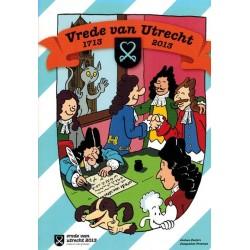 Vrede van Utrecht 1713-2013 1e druk 2013