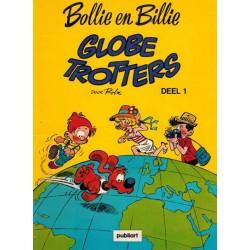 Bollie en Billie reclame-album Globetrotters deel 1 (Cote D'Or) 1e druk 1981