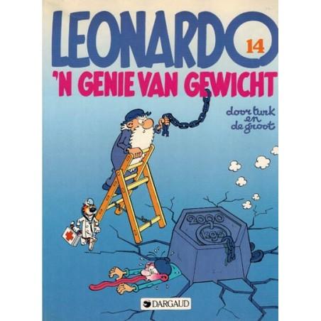 Leonardo 14 'n Genie van gewicht 1e druk 1987