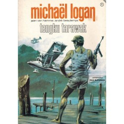 Michael Logan set deel 1 t/m 4 1e drukken 1979-1981