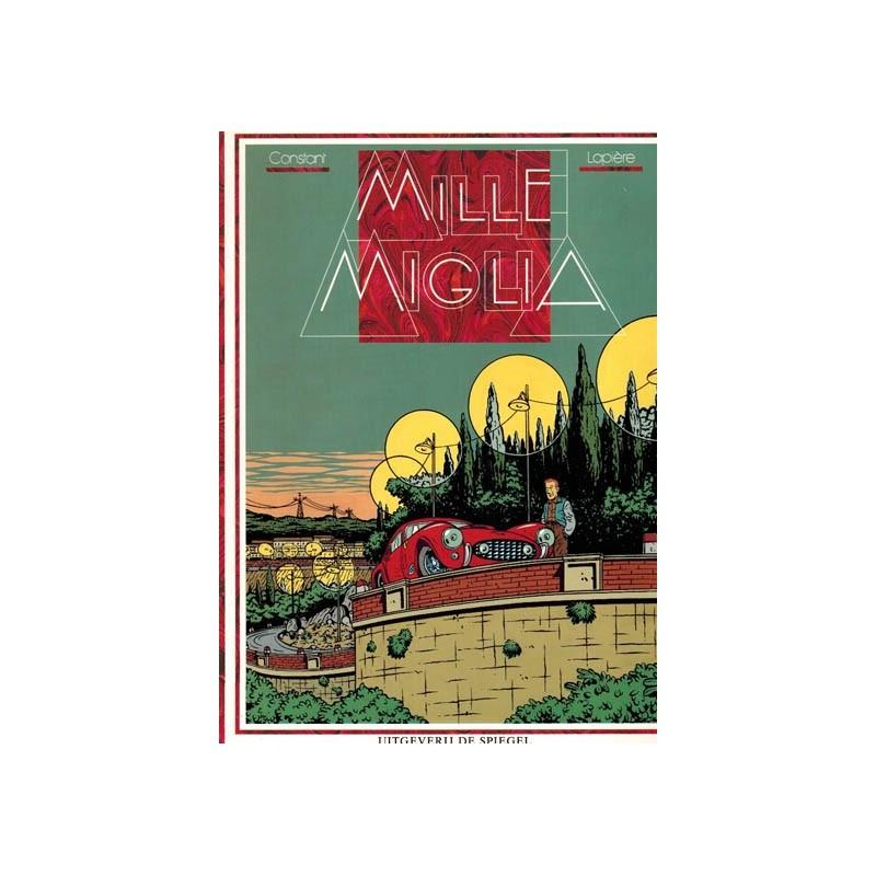 Mille miglia 01 Mauro Caldi 1e druk 1987