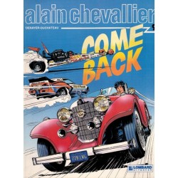 Alain Chevallier 09 Comeback 1e druk 1985