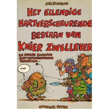 Schreurs strips Knier Zwellever 1e druk 1984