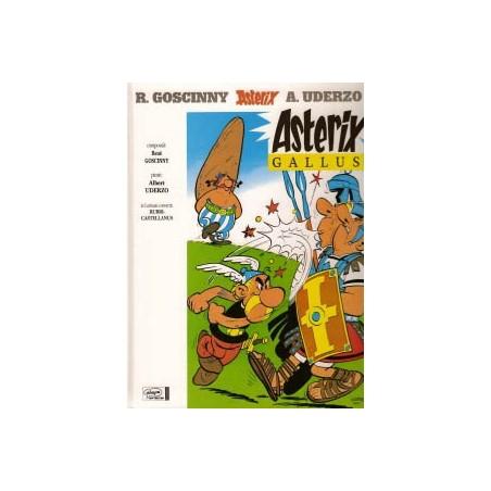 Asterix  Latijn 01 Astrix Gallus HC Asterix de Galliër