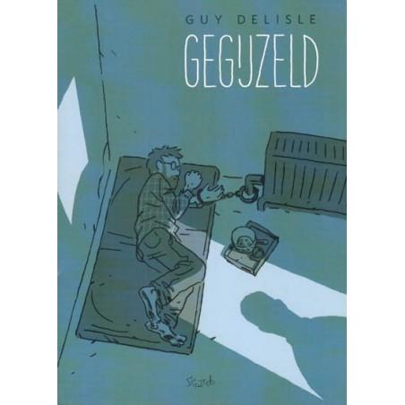 Delisle strips Gegijzeld 1e druk 2017