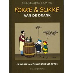 Fokke & Sukke  Aan de drank De beste alcoholische grappen