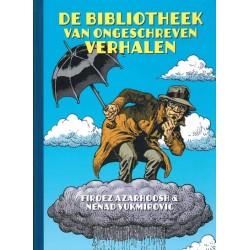 Vukmirovic strips HC De bibliotheek van ongeschreven verhalen