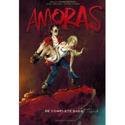 Amoras bundel De complete saga (naar Willy Vandersteen)