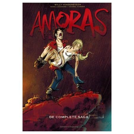 Suske & Wiske   Amoras bundel De complete saga (naar Willy Vandersteen)