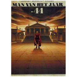 Man van het jaar 08 HC 44 BC De man die Caesar wilde wreken