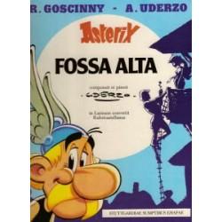 Asterix Latijn 08 Fossa alta HC De broedertwist