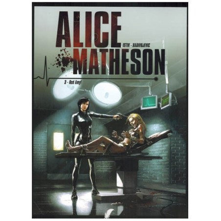 Alice Matheson 03 Red Army !