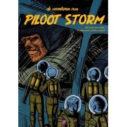 Piloot Storm  33 Het ovale universum + De planeet der verloren schepen