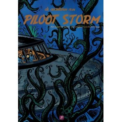 Piloot Storm  25 Het negatief heelal + De terugkeer van Doctor Drago