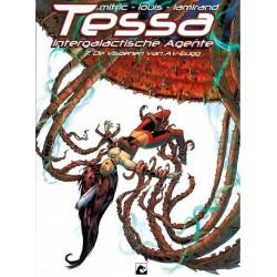 Tessa Intergalactische agente 07 De visioenen van Av-Eugg