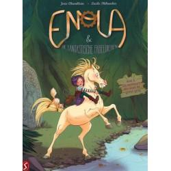 Enola & De fantastische fabeldieren 02 De eenhoorn die over de grens ging