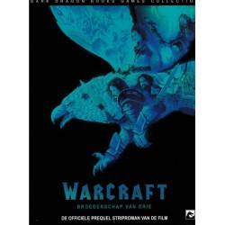 Warcraft filmstrips Broederschap van de drie Officiele prequel striproman van de film