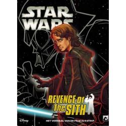 Star Wars  NL manga filmstrips 10 Revenge of the Sith