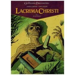Geheime driehoek Lacrima Christi 01 HC De alchemist