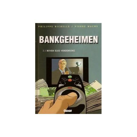 Bankgeheimen 3.1<br>Boven elke verdenking HC