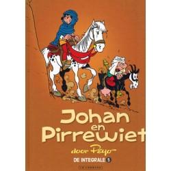 Johan & Pirrewiet  intregraal 05 HC (naar Peyo)