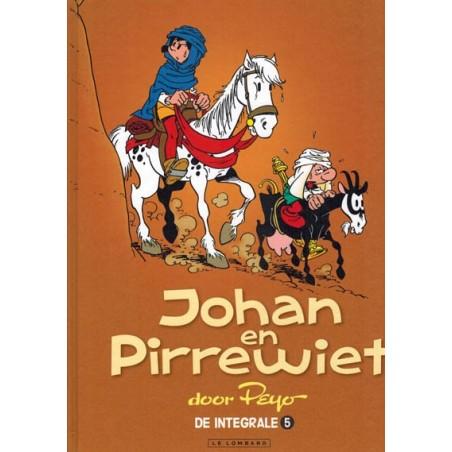 Johan en Pirrewiet   De integrale 5 HC (naar Peyo)