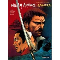 William Adams, samoerai HC 01 Aan het eind van de wereld