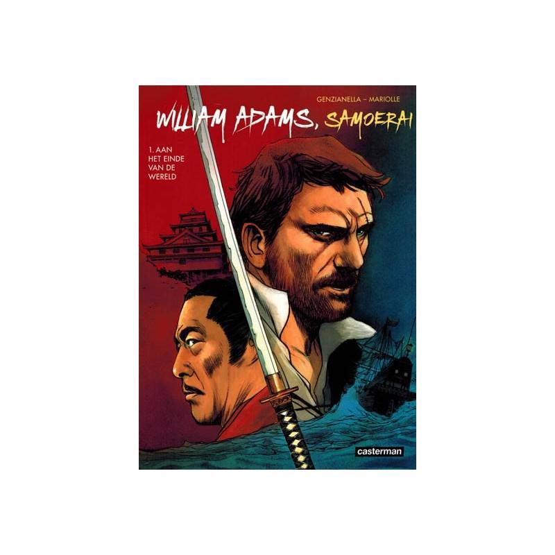 William Adams, samoerai HC set deel 1 & 2 1e drukken 2017