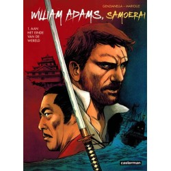 William Adams, samoerai 01 Aan het eind van de wereld