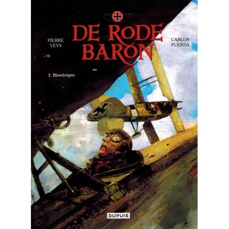 Rode baron 02 Bloedregen 1e druk 2017