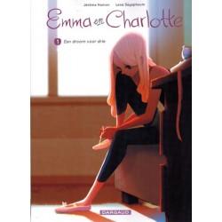 Emma en Charlotte 01 Een droom voor drie