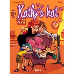 Kathy's kat 06 Hier zit ik