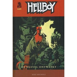 Hellboy NL HC 02 De duivel ontwaakt