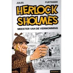 Herlock Sholmes Integraal 01 HC Meester van de vermomming