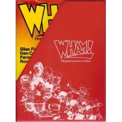 Wham! Jaargang 1979/1980 compleet in 3 tijdschriftcassettes nr. 1-46 1979 + 1-26 1980 + special (Ariel)