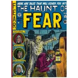EC cassette Haunt of fear 1 t/m 5 HC in luxe schuifdoos (1-28) first printing 1985
