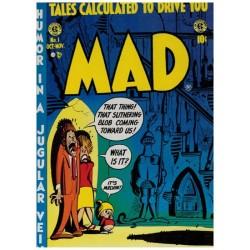 EC MAD set 1 t/m 4 HC (1-23) first printing 1986
