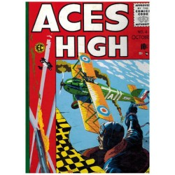 EC New direction HC Aces high (1-5) first printing 1988
