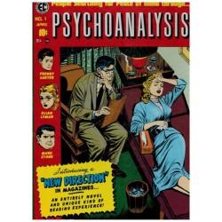 EC New direction HC Psychoanalysis (1-4) first printing 1988
