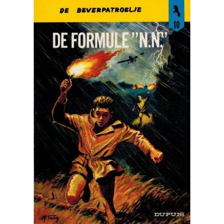 Beverpatroelje 10 Formule N.N. herdruk 1973
