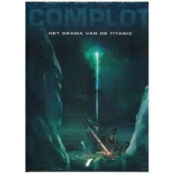 Complot HC 04 Het drama van de Titanic