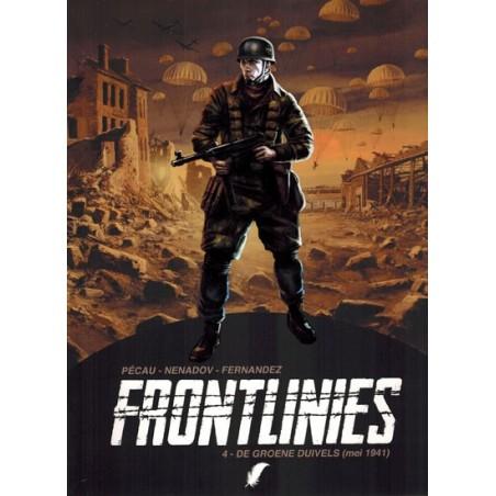 Frontlinies 04 De groene duivels (mei 1941)