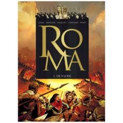 Roma 01 De vloek (naar Chaillet)