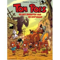 Tom Poes  ballonstrip C03 Het monster van de Hopvallei