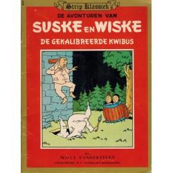 Strip-klassiek 01 Suske & Wiske De gekalibreerde kwibus