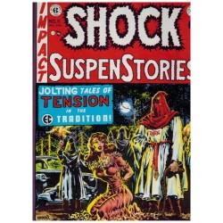 EC cassette Shock suspense stories 1 t/m 3 HC in luxe schuifdoos (1-18) first printing 1981