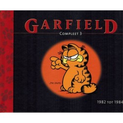 Garfield  integraal HC 03 1982 tot 1984